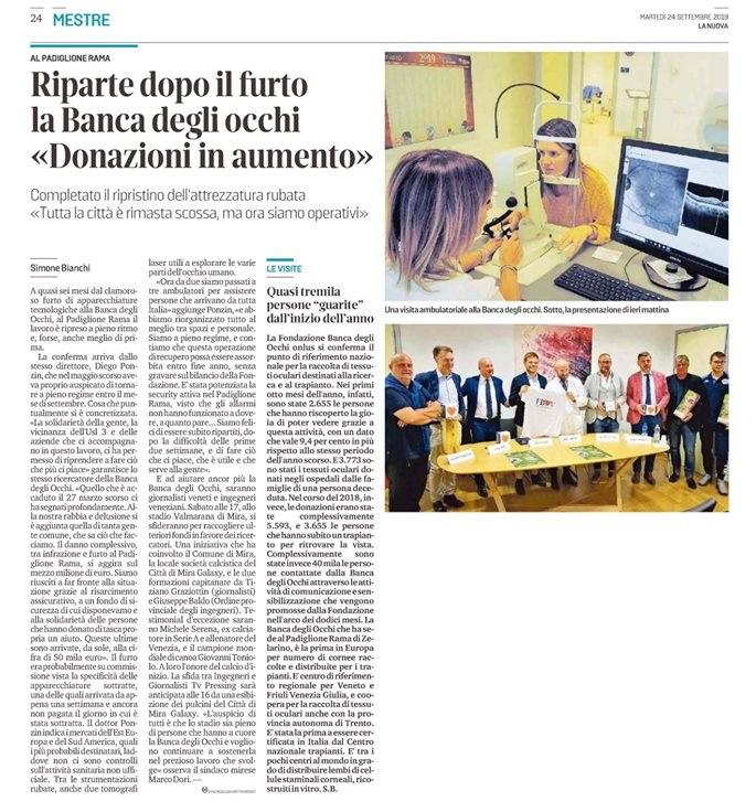 010 24.09.2019 LA NUOVA partita di calcio Ordine Ingegneri Venezia, giornalisti a Mira - Fondazione Banca degli Occhi Mestre.jpg