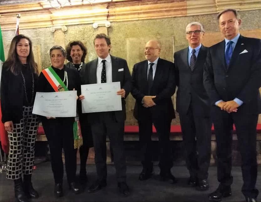 02 XXXV Premio Pietro Torta 2019 Ateneo Veneto Ordine Ingegneri Venezia Collegio Inegneri Venezia Mariano Carraro Murizio Pozzato