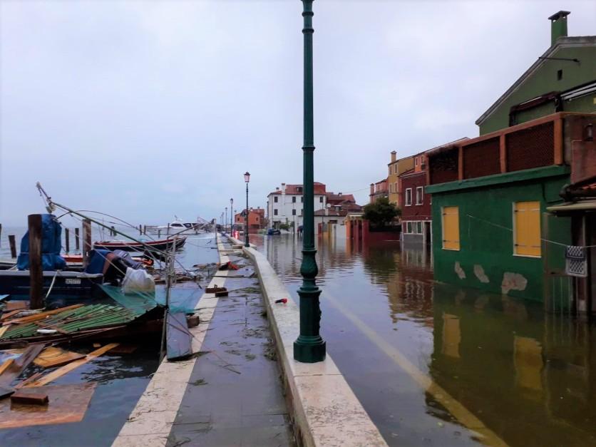 03 - emergenza acqua alta venezia metropolitana 12 e 13 novembre 2019 - ordine ingegneri venezia