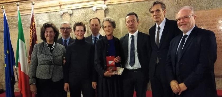 04.1 XXXV Premio Pietro Torta 2019 Ateneo Veneto Ordine Ingegneri Venezia Collegio Inegneri Venezia Mariano Carraro Murizio Pozzato.jpg