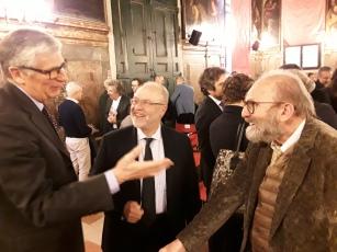 09 XXXV Premio Pietro Torta 2019 Ateneo Veneto Ordine Ingegneri Venezia Collegio Inegneri Venezia Mariano Carraro Murizio Pozzato Ordine Architetti