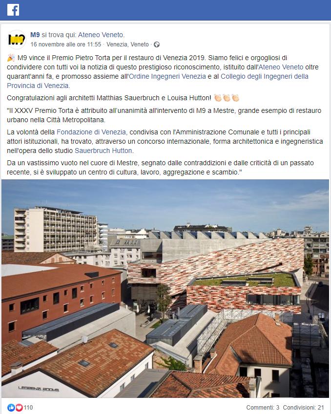 16.11.2019 M9 Premio Torta per il restauro Facebook.png