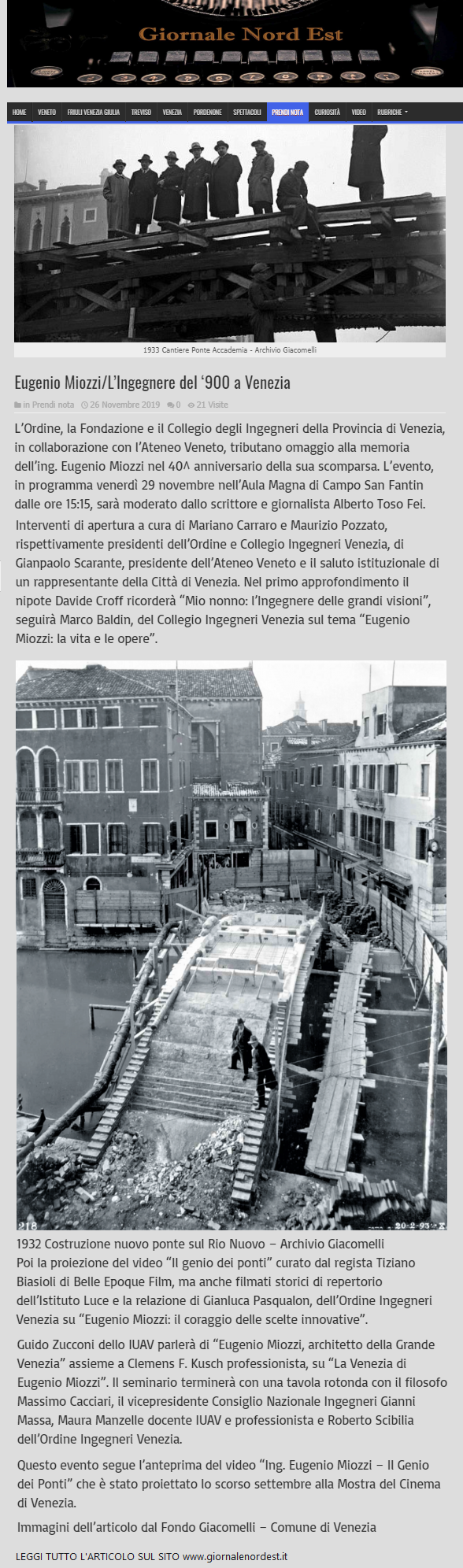 26.11.2019 - giornale nord est - seminario ing. eugenio miozzi - evento ingegneri venezia.png