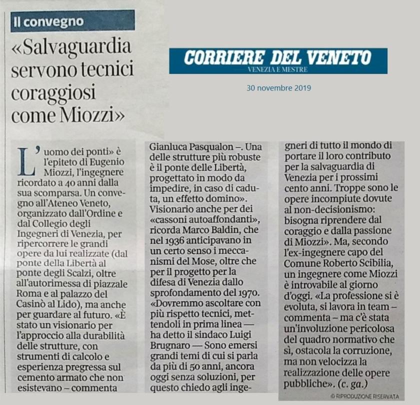 30.11.2019 Corriere del Veneto - seminario ing. eugenio miozzi rassegna stampa ordine ingegneri venezia.jpg