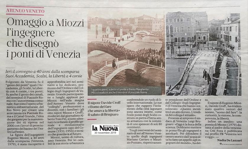 30.11.2019 La Nuova Venezia - seminario ing. eugenio miozzi rassegna stampa ordine ingegneri venezia.jpg