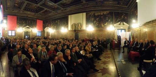 011 Convegno Acque Alte a Venezia la soluzione MoSE - 8 febbraio 2020 CNI Ordine e Collegio Ingegneri Venezia FOIV in Ateneo Veneto