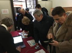 013 Convegno Acque Alte a Venezia la soluzione MoSE - 8 febbraio 2020 CNI Ordine e Collegio Ingegneri Venezia FOIV in Ateneo Veneto