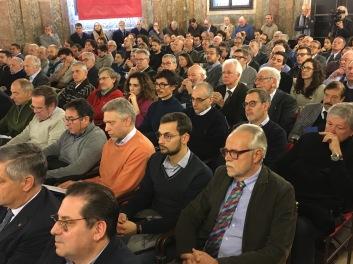 015 Convegno Acque Alte a Venezia la soluzione MoSE - 8 febbraio 2020 CNI Ordine e Collegio Ingegneri Venezia FOIV in Ateneo Veneto