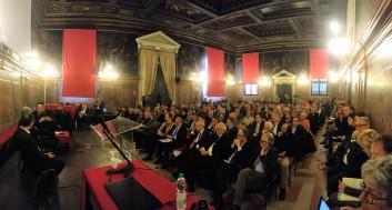 016 Convegno Acque Alte a Venezia la soluzione MoSE - 8 febbraio 2020 CNI Ordine e Collegio Ingegneri Venezia FOIV in Ateneo Veneto