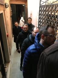 02 Convegno Acque Alte a Venezia la soluzione MoSE - 8 febbraio 2020 CNI Ordine e Collegio Ingegneri Venezia FOIV in Ateneo Veneto