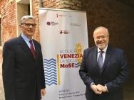 029 Convegno Acque Alte a Venezia la soluzione MoSE - 8 febbraio 2020 CNI Ordine e Collegio Ingegneri Venezia FOIV in Ateneo Veneto