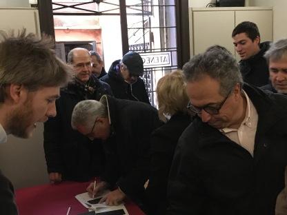 05 Convegno Acque Alte a Venezia la soluzione MoSE - 8 febbraio 2020 CNI Ordine e Collegio Ingegneri Venezia FOIV in Ateneo Veneto