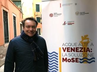 08 Convegno Acque Alte a Venezia la soluzione MoSE - 8 febbraio 2020 CNI Ordine e Collegio Ingegneri Venezia FOIV in Ateneo Veneto