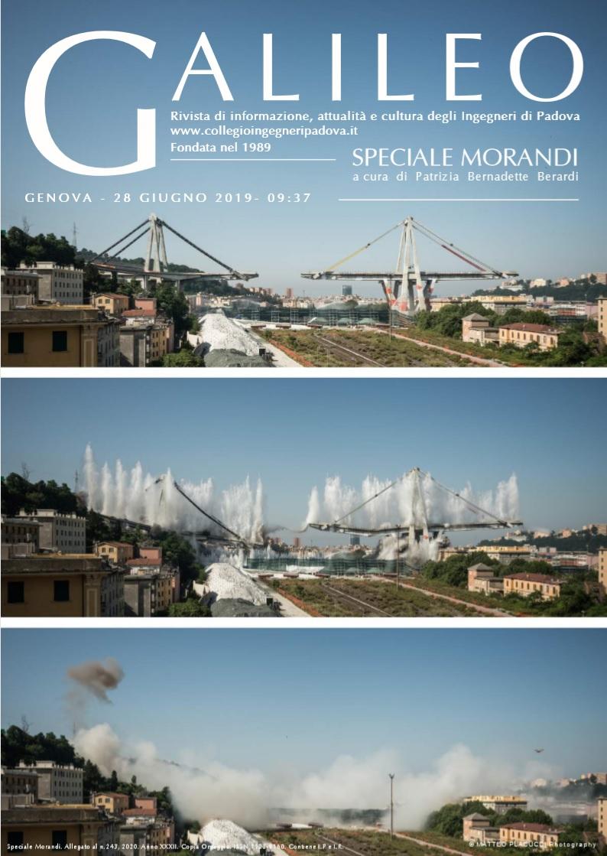PDF Ponte Morandi Genova Speciale by GALILEO Ordine Ingegneri Padova - sito 2.0 Venezia
