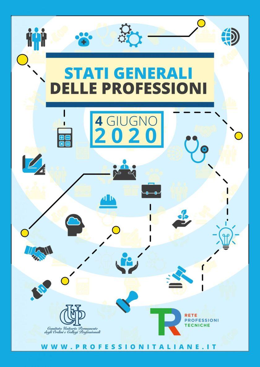 stati generali delle professioni italiane link youtube diretta 4 giugno 2020 ingegneri 2