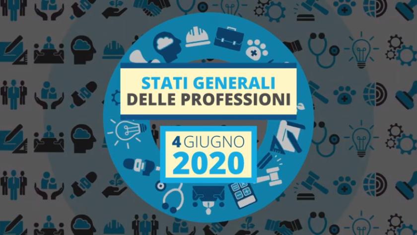 stati generali delle professioni italiane link youtube diretta 4 giugno 2020 ingegneri