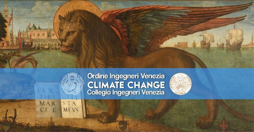 Vittore Carpaccio Leone di San Marco - Position paper Climate Change - Ordine e Collegio Ingegneri Venezia