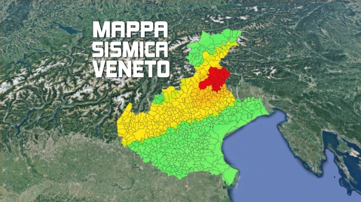 Cartina Veneto Comuni.Sismabonus Applicabile In Tutto Il Veneto Il Consiglio Regionale Approva La Nuova Mappa Simica Ordine Ingegneri Venezia 2 0